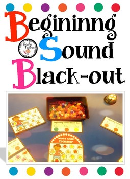 Beginning Sound Black-Out