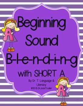 Beginning Sound Blending with Short A