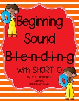 Beginning Sound Blending with Short O
