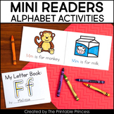 Beginning Sound Books for Alphabet Letters