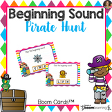 Beginning Sound Boom Cards