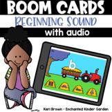 Beginning Sound - Boom Cards