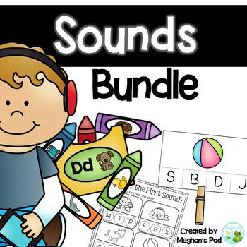 Beginning Sound Bundle