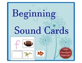 Beginning Sound Cards