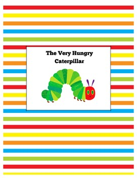 Beginning Sound Cards: The Very Hungry Caterpillar