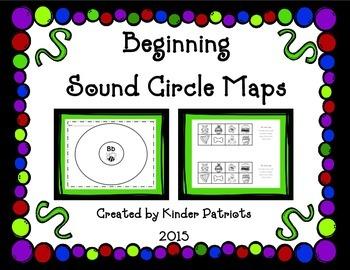 Beginning Sound Circle Maps