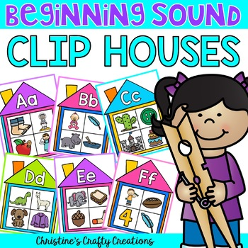 Beginning Sound Clip Houses