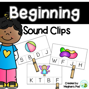 Beginning Sound Clips