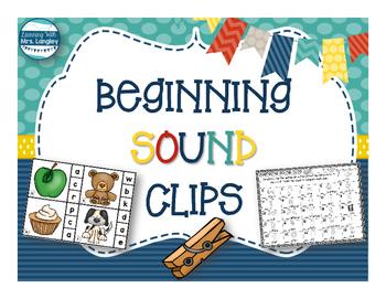 Beginning Sound Clips