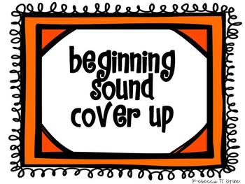 Beginning Sound Cover Up
