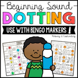 Beginning Sound Dotting