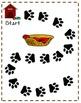 Beginning Sound File Folder Board Game (DOG THEME)