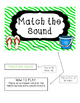 Beginning Sound File Folder Game