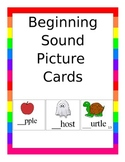 Beginning Sound Flashcards