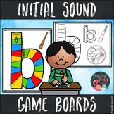 Beginning Sound Game Boards