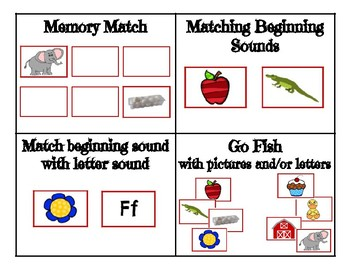 Beginning Sound Games