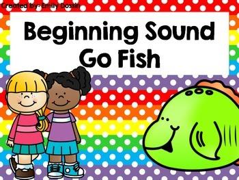 Beginning Sound Go Fish