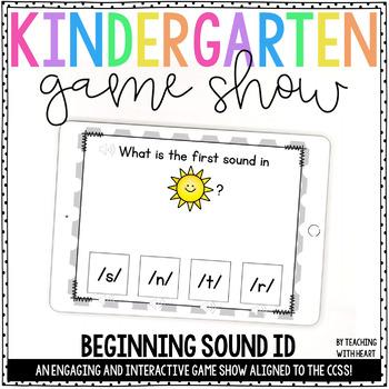 Beginning Sound Identification PowerPoints