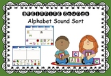 Beginning Sound - Interactive SMART board Alphabet Sort