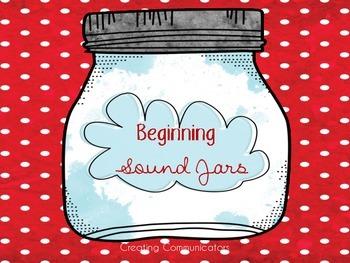 Beginning Sound Jars