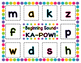 "Beginning Sound KA-POW (4 ""What's the Beginning Sound"" Gam"