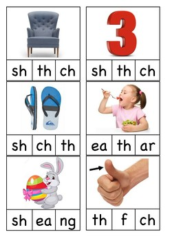 Beginning Sound Letter & Picture Match