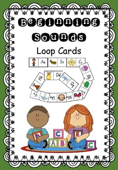 Beginning Sound - Loop Cards
