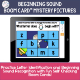 Beginning Sound MYSTERY Pictures | BOOM Cards ™