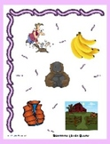 Beginning Sound Match File Folder Activity Perfect for Pre