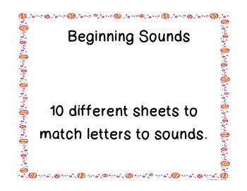 Beginning Sound Matching