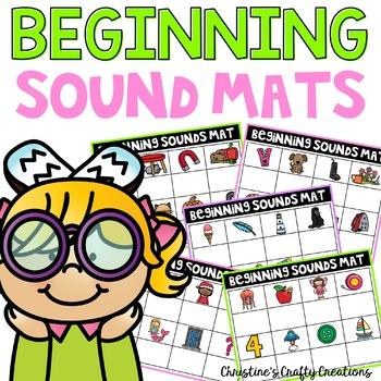 Beginning Sound Mats