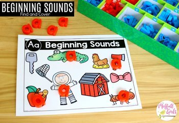 Beginning Sound Mats (Alphabet)