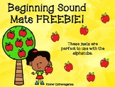Beginning Sound Mats FREEBIE!
