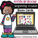 Beginning Sound Mats - Techy in Boom