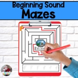 Beginning Sound Mazes