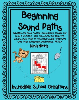 Beginning Sound Paths