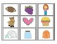 Beginning Sound Picture Cards (Great for literacy stations!)