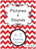 Beginning Sound Picture Match A to Z fun!