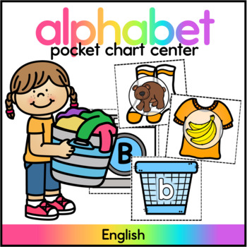 Beginning Sound Pocket Chart Center