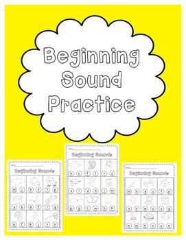 Beginning Sound Practice