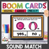 Beginning Sound Practice Digital Task Cards Boom