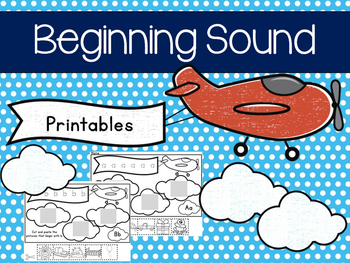 Beginning Sound Printables