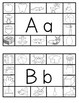 Alphabet Beginning Sound Picture Punch Cards