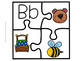 Beginning Sound Puzzles (4 Pieces)