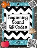 Beginning Sound QR Codes