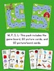 Beginning Sound Recognition: Initial Sound Board Game BUNDLE (Spanish)