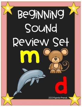 Beginning Sound Review Set