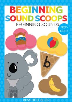 Beginning Sound Scoops