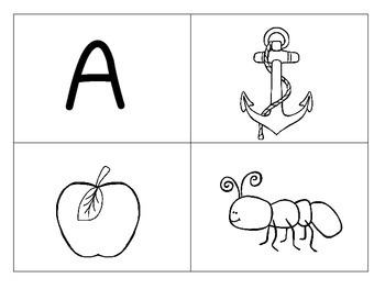 Beginning Sound Sort A-Z [INK SAVER!]