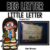 Beginning Sound Sort: Kindergarten Word Work Activities /